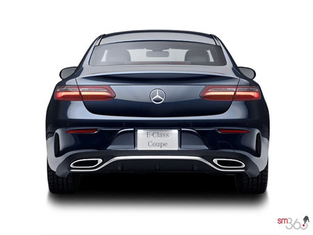Mercedes-Benz Classe E Coupé 400 4MATIC 2018 - photo 1