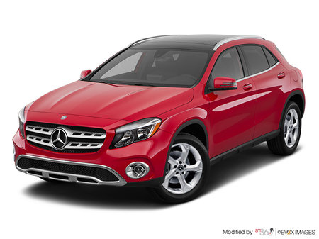 Mercedes-Benz GLA 250 4MATIC 2018 - photo 1