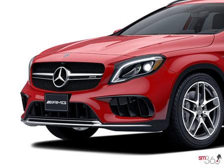 Mercedes-Benz GLA 45 AMG 4MATIC 2018 - photo 4