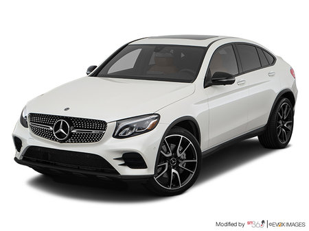 Mercedes-Benz GLC Coupe AMG 43 4MATIC 2018 - photo 1