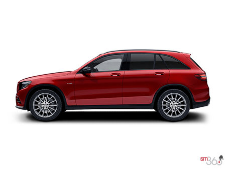 Mercedes-Benz GLC AMG 43 4MATIC 2018 - photo 1