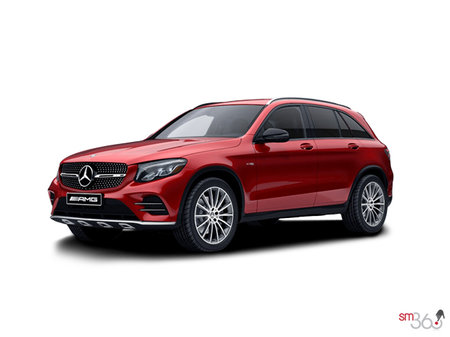 Mercedes-Benz GLC AMG 43 4MATIC 2018 - photo 2