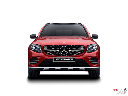 Mercedes-Benz GLC AMG 43 4MATIC 2018 - photo 3
