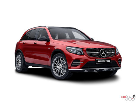 Mercedes-Benz GLC AMG 43 4MATIC 2018 - photo 4