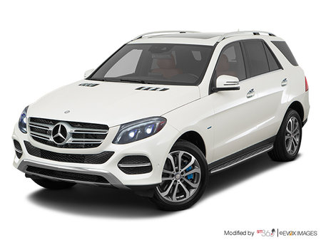 Mercedes-Benz GLE 550e 4MATIC 2018 - photo 1