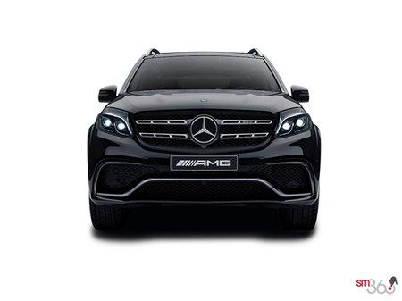 Mercedes-Benz GLS 63 AMG 4MATIC 2018 - photo 3