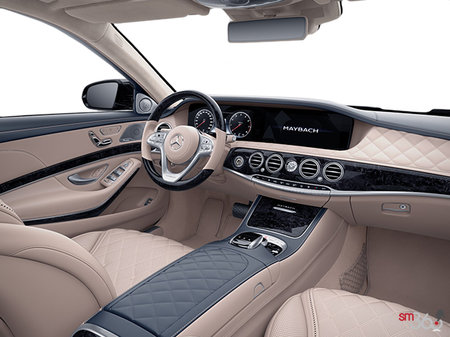 Mercedes-Benz Mercedes-Maybach S-Class 650 2018 - photo 2