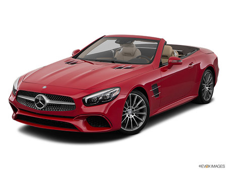 Mercedes-Benz SL 550 2018 - photo 3