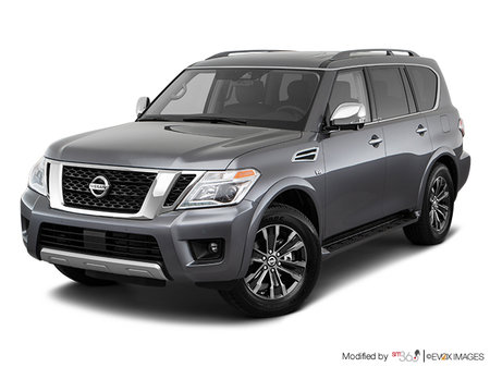 Nissan Armada SL 2018 - photo 2