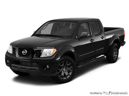 Nissan Frontier Midnight Edition 2018 - photo 1