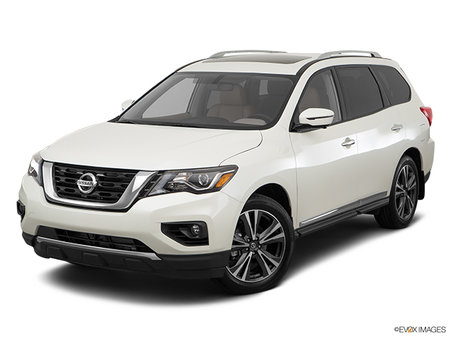 Nissan Pathfinder PLATINE 2018 - photo 2