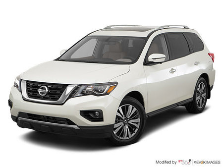 Nissan Pathfinder SL PREMIUM 2018 - photo 1