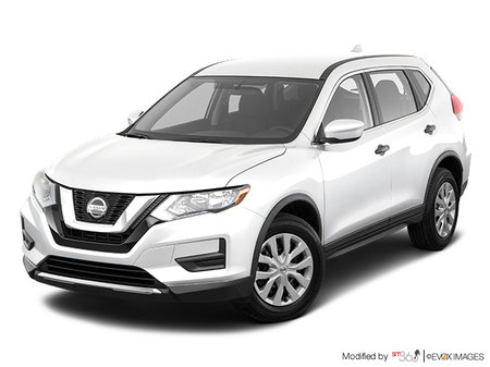 Nissan Rogue S 2018 - photo 3