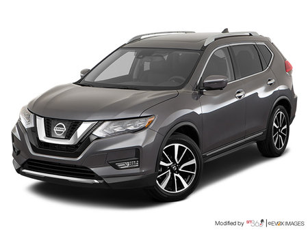 Nissan Rogue SL PLATINUM 2018 - photo 2