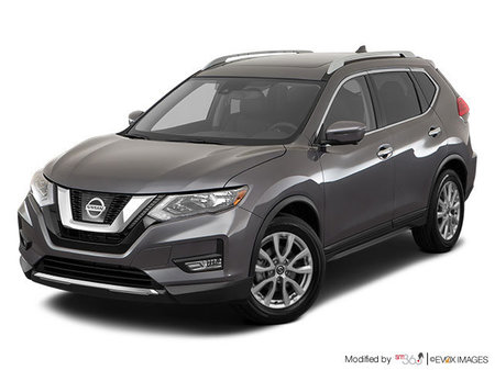 Nissan Rogue SV 2018 - photo 1