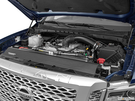 Nissan Titan XD Diesel PLATINUM 2018 - photo 3