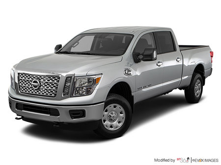 Nissan Titan XD Diesel SV 2018 - photo 2