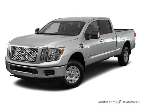 Nissan Titan XD Essence SV 2018 - photo 2