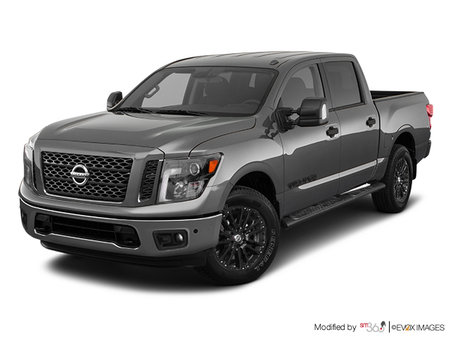 Nissan Titan SV MIDNIGHT EDITION 2018 - photo 1
