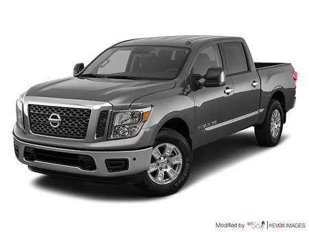 Nissan Titan SV 2018 - photo 1