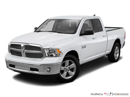 RAM 1500 SLT 2018 - photo 1