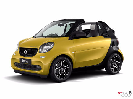 smart fortwo electric drive cabriolet passion 2018 - photo 3