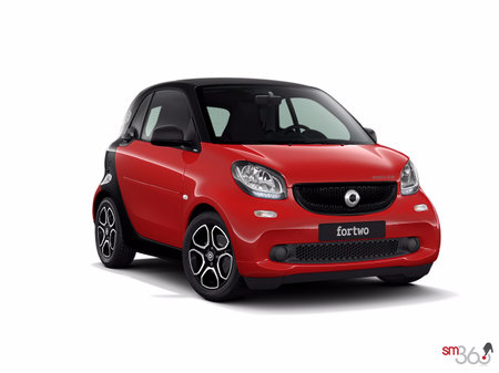 smart fortwo coupé - électrique passion 2018 - photo 4