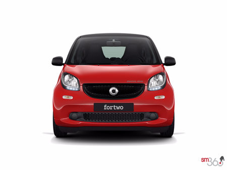 smart fortwo coupe - electric passion 2018 - photo 1