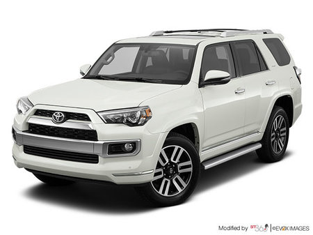 Toyota 4Runner LIMITED 2018 - photo 2