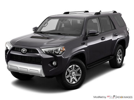 Toyota 4Runner TRD OFF-ROAD 2018 - photo 2