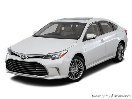 Toyota Avalon LIMITED 2018 - photo 3
