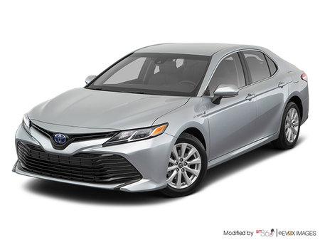 Toyota Camry Hybrid LE 2018 - photo 2