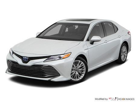 Toyota Camry Hybride XLE 2018 - photo 2