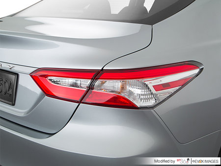 Toyota Camry L 2018 - photo 1
