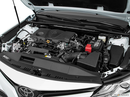 Toyota Camry XLE 2018 - photo 4