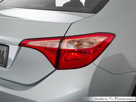 Toyota Corolla LE ECO CVT 2018 - photo 1