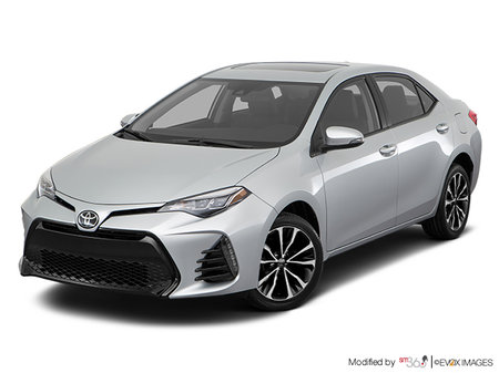 Toyota Corolla SE 2018 - photo 1