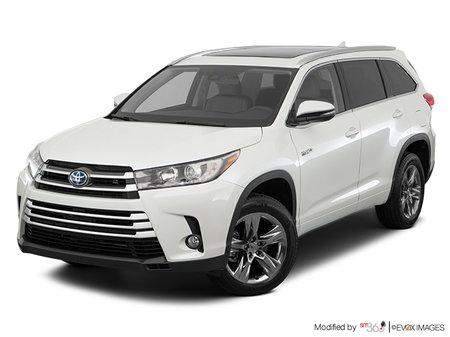 Toyota Highlander Hybrid LIMITED 2018 - photo 1