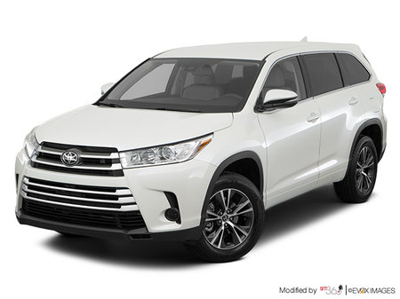 Toyota Highlander LE V6 AWD 2018 - photo 4
