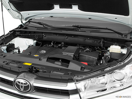 Toyota Highlander LE V6 AWD 2018 - photo 3