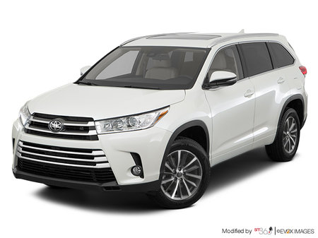 Toyota Highlander XLE V6 AWD 2018 - photo 1