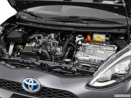 Toyota Prius C BASE Prius C 2018 - photo 4