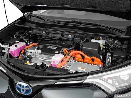 Toyota RAV4 Hybrid LIMITED 2018 - photo 4