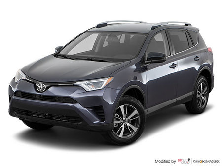 Toyota RAV4 LE AWD 2018 - photo 1