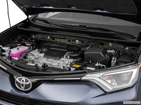 Toyota RAV4 LE AWD 2018 - photo 3