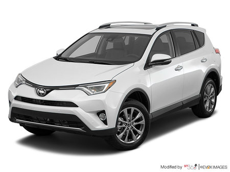 Toyota RAV4 LIMITED 2018 - photo 2