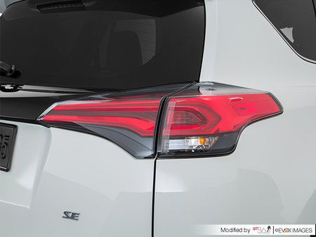 Toyota RAV4 SE 2018 - photo 2