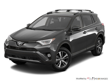 Toyota RAV4 XLE AWD 2018 - photo 2