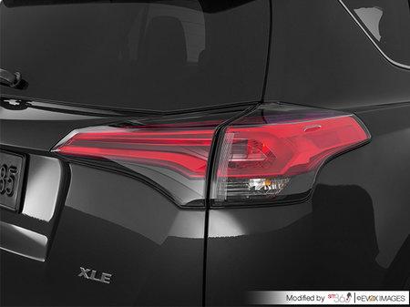 Toyota RAV4 XLE FWD 2018 - photo 2