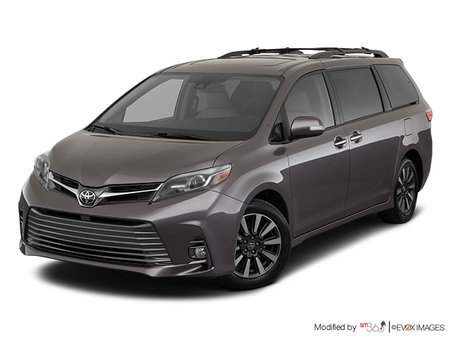 Toyota Sienna LIMITED 2018 - photo 1